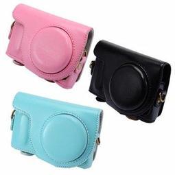 五鐵 華斯達克 B1門市 佳美能 Kamera 兩件式皮質包 for 三星 Samsung NX mini 復古包
