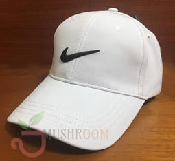 全新 現貨 白色 NIKE GOLF 518015 棒球帽 魔鬼氈 帽子 遮陽 運動帽 高爾夫球 基本