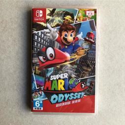 全新未拆 中文版 Nintendo Switch NS 超級瑪利歐 奧德賽