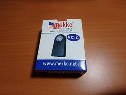 CANON 副廠 mekko RC-C 遙控器 相容 5D2 5D Mark II III 7D 60D 700D