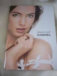 chanel 香奈兒2007 春季---DM/目錄/型錄一本