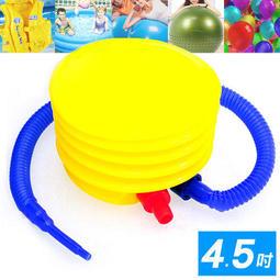 ◎狂推薦◎抽充兩用4.5吋腳踩打氣筒P260-45打氣桶充氣筒充氣桶手動幫浦打氣機PUMP.適用游泳池瑜珈球抗力球充氣球