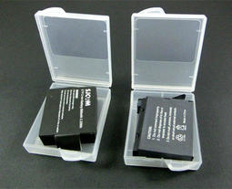 J032 GoPro配件 Hero4 電池盒 收納盒 SJ4000 小蟻 鋰電池 保護盒 防潮 防塵
