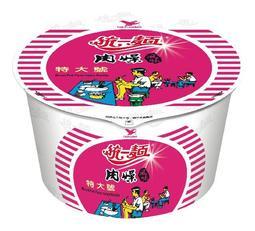 統一麵 肉燥風味特大號(12碗/箱)