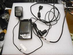 Unitech PA500 PDA 資料收集器(2)(可開機、電池外殼有裂痕)【外觀完整】<零件機>