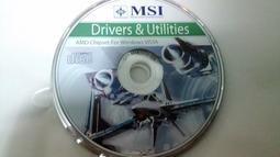 電腦軟體~MSI 微星G71-MAB1010主機板驅動程式