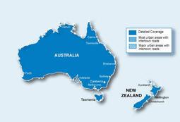 [以租代買]2018 GARMIN 五吋導航機 澳洲 紐西蘭 地圖 導航 GPS australia 圖資 圖卡