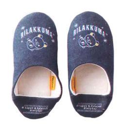 【懶熊部屋】Rilakkuma 日本正版 拉拉熊 懶懶熊 大人女子風 家居雜貨系列 室內 拖鞋 室內拖 懶人拖
