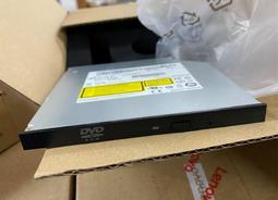 點子電腦☆北投◎全新盒裝 聯想 Lenovo 筆電 DVD光碟機 9.5mm☆新春特價僅五台無燒錄功能
