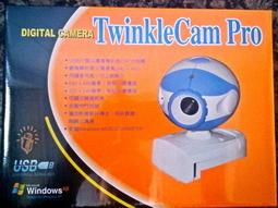 全新-Twinkle Cam  Pro 30萬像素 USB網路攝影機  640×480