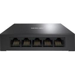 鐵殼 SG105D 5埠 5口 交換器 交換機 1000M Giga Switch HUB 集線器 tp-link 水星