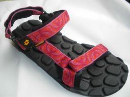 LOTTO 樂得 排水織帶 (暗紅) 輕量 運動涼鞋 DIADORA TEVA G.P 涼拖鞋 大童 也可參考