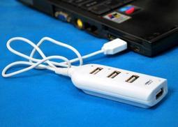 USB 分線器 HUB usb分線器 USB分配器 一拖四 集線器 擴展介面