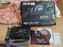 ASUS PH GTX1050TI 4G DDR5