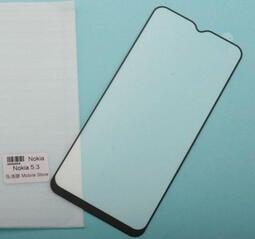 Nokia 手機保護鋼化玻璃膜 Nokia 5.3 螢幕保護貼
