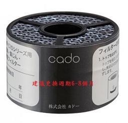 日本Cado 車用空氣清淨機 MP-C20U 專用濾網 FL-C20