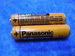 國際 松下 PANASONIC 4號 AAA HHR65 HHR55 HHR-65 充電 電池 無線電話