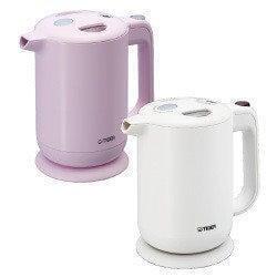 煮一杯只要70秒 TIGER 虎牌 1.0L電器快煮壺 (PFY-A10R) 顏色隨機出貨