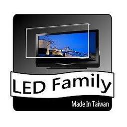 [LED家族保護鏡] FOR LG 43UK6320PWE  高透光抗UV 43吋液晶電視護目鏡(鏡面合身款)