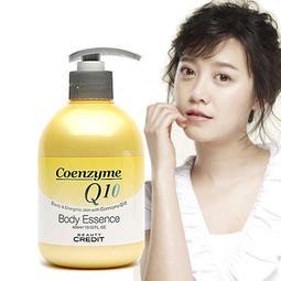 ●魅力十足● 韓國 Beauty Credit Q10 極緻身體乳 400ml 另 Emma dr.douxi