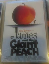飛天巨桃歷險記James and the Giant Peach 電影明信片【三十之上 是練眼力的】