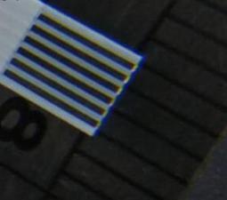 筆電排線 asus華碩F550L開機排線 開關板連接線 電源排線 6針反向20CM