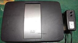 思科 CISCO Linksys EA6500 V1 AC1750 Dual-Band 二手 無線分享器