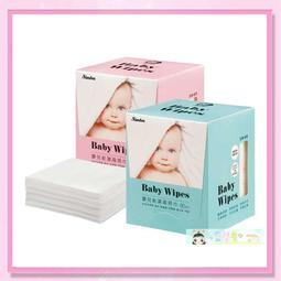 <益嬰房>小獅王 辛巴 嬰兒乾濕兩用巾(80抽)/盒 可當濕紙巾 S9931