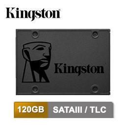 金士頓 SSDNow A400 120GB 120G 2.5吋 SATA3 固態硬碟 (SA400S37/120G)