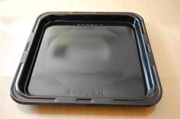 全新 琺瑯質 搪瓷烤盤 微波爐 水波爐 30*30cm Hitachi Sharp Panasonic