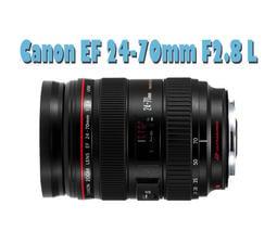 【乒乓影像】Canon EF 24-70mm f2.8L USM (租 租鏡頭 變焦鏡) 近世新 免押金