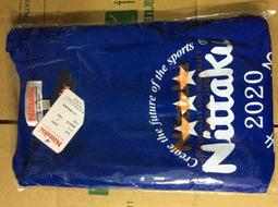 撞球孤鷹~正品Nittaku球衣~(藍色)~材質好 新貨到!