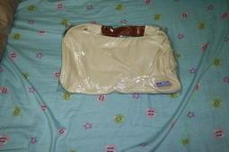 ☆清倉拍賣☆全新 雀巢 米色 媽媽袋 媽媽包,手提袋,斜背包,萬用包,萬用袋,水餃包