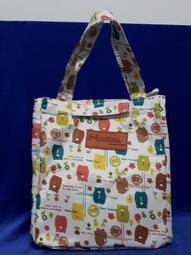 (臺北百貨舖) 可愛小熊保溫保冷提袋 內袋鋁箔保溫 夾鏈袋包裝 魔鬼氈封口  CA2457.2206