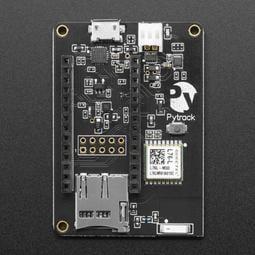 (現貨)PyCom Pytrack 高精度 GPS 傳感器擴展板 內建3軸12位元加速度計