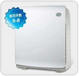 全新公司貨~保固一年(佳醫)超淨 抗過敏空氣清淨機 AIR-05W(適用坪數:5~8坪)