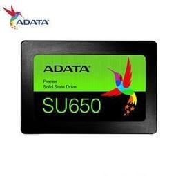 ⒺⓈⓈⓉ乙太3C館-ADATA威剛 Ultimate SU650 120G SSD 2.5吋固態硬碟⌛下標請詢問