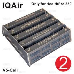 現貨 蟎著媽 副廠 第二道 活性炭 濾心 濾網 IQAir HealthPro Plus 空氣清淨機 V5-Cell