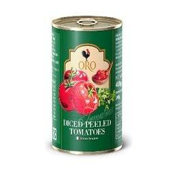 【PChome 24h購物】 【義大利ORO】去皮切丁番茄(400g/罐) DBAK19-A9006PKR9