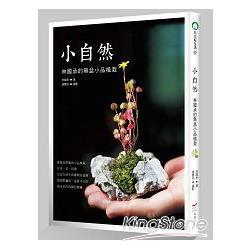 小自然:林國承的無盆小品植栽