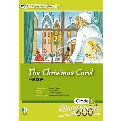 小氣財神 The Christmas Carol(25K軟皮精裝+1CD)