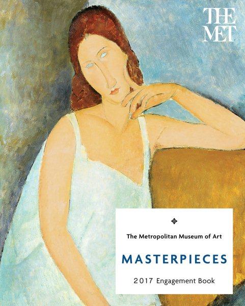 Masterpieces 2017 Calendar