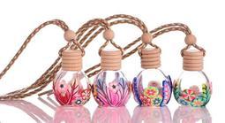 15ml 軟陶 汽車弔飾 薰香瓶 擴香瓶 香水弔瓶 精油弔飾🔱菁忻皂作🎶