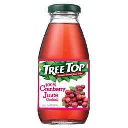 TREE TPO 樹頂100%蔓越莓綜合果汁300ml*瓶(玻璃瓶)