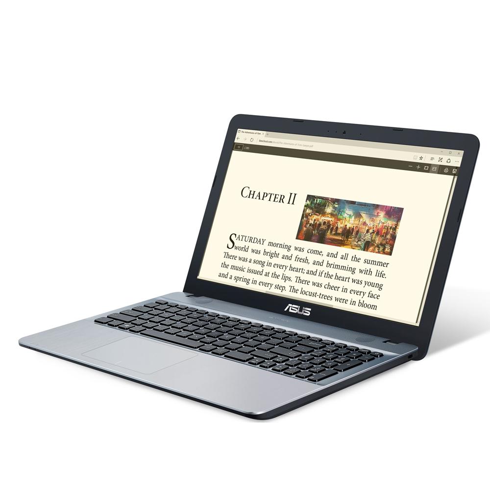 【首下載APP送$100】ASUS 華碩 X541NA-0021AN4200 15.6吋 Intel 四核 Win10 筆記型電腦 黑