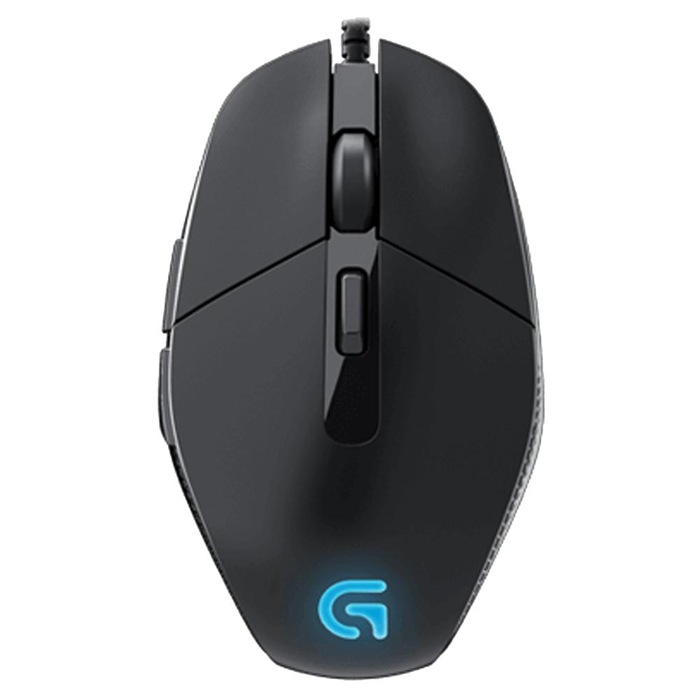 【首下載APP送$100】Logitech 羅技 G303 電競滑鼠 Daedalus Apex