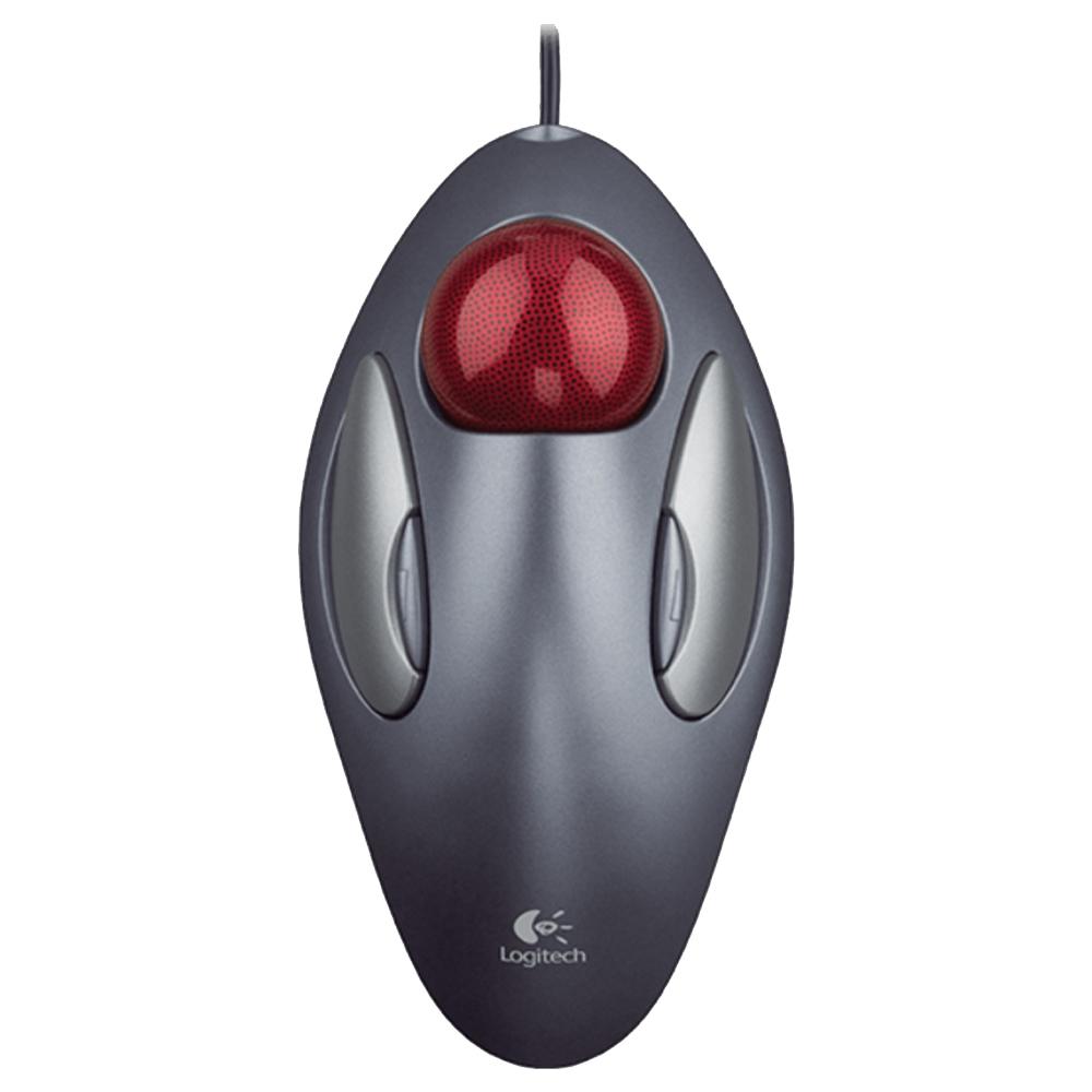 【首下載APP送$100】Logitech 羅技 木星軌跡球滑鼠