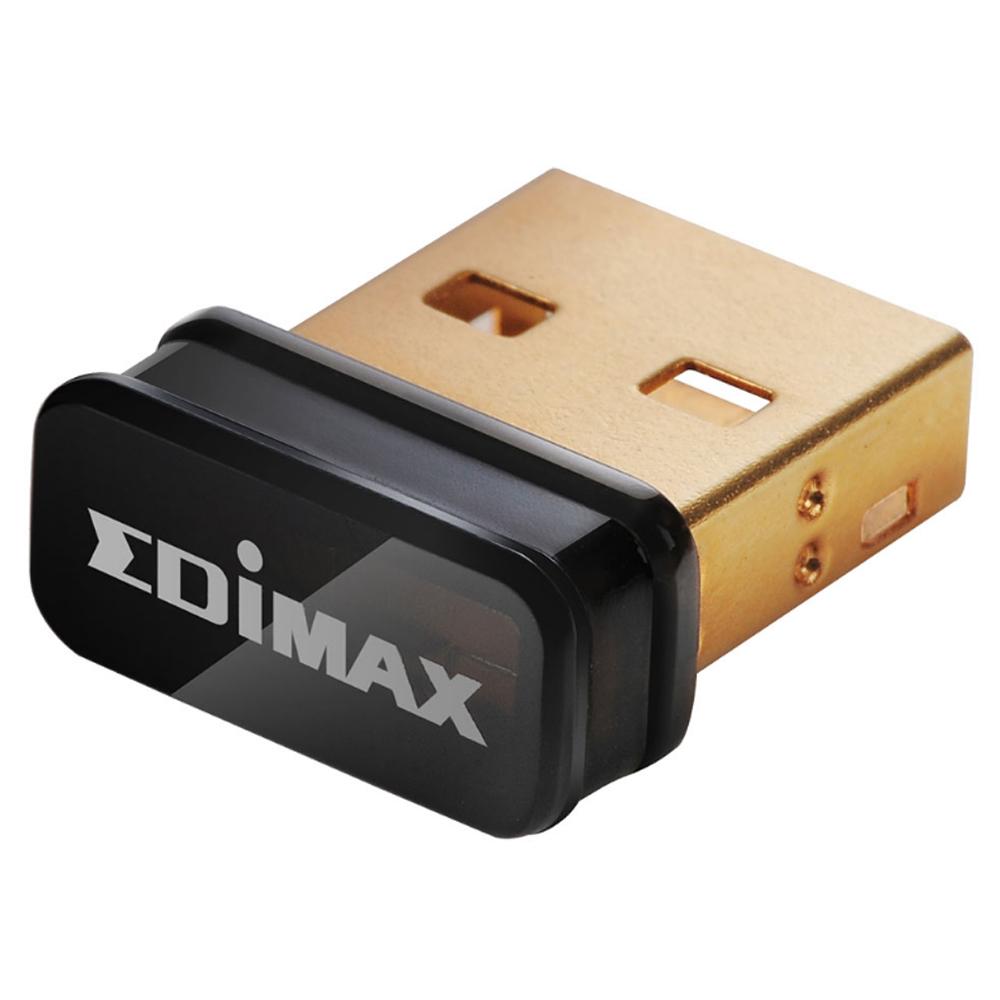 【首下載APP送$100】EDIMAX 訊舟 EW-7811UN 迷你USB無線網路卡