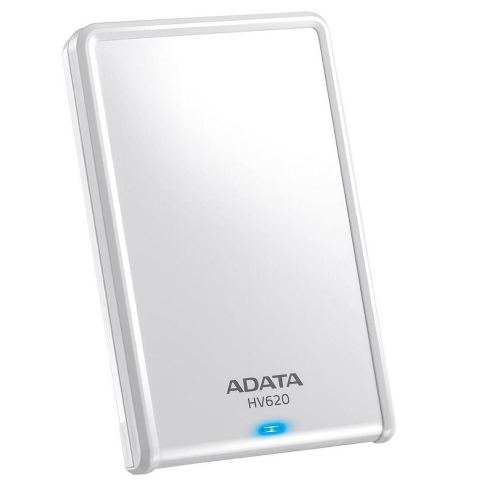 【首下載APP送$100】ADATA威剛 HV620 3TB USB3.0 2.5吋 外接行動硬碟 白色