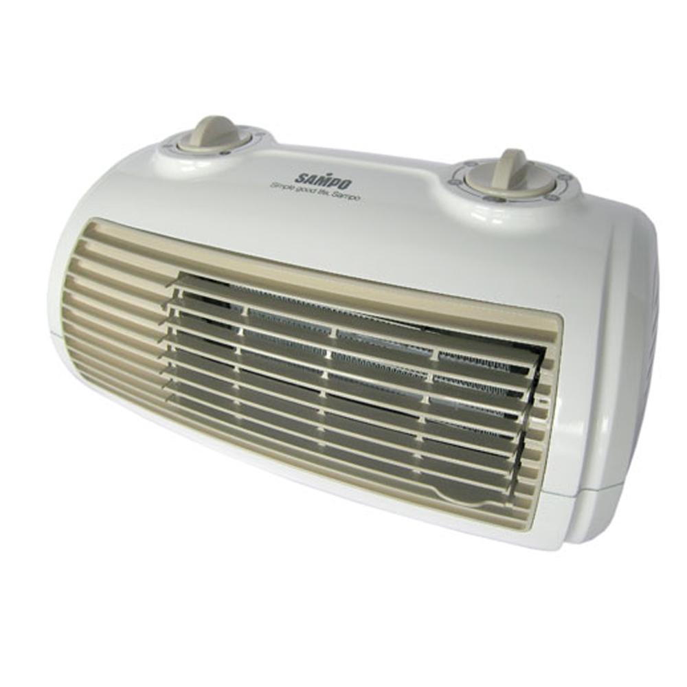 【首下載APP送$100】SAMPO 聲寶 HX-FG12P 陶瓷式定時電暖器